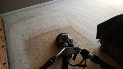 Before-After Carpet Cleaning NC