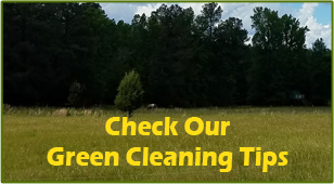 Green Cleaning Tips North Carolina