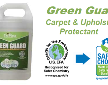 Green Guard Carpet & Upholstery Protection